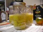 Packed Limequats