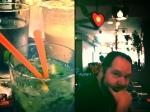 Mintastic mojito at Bogata on 5th (Park Slope)